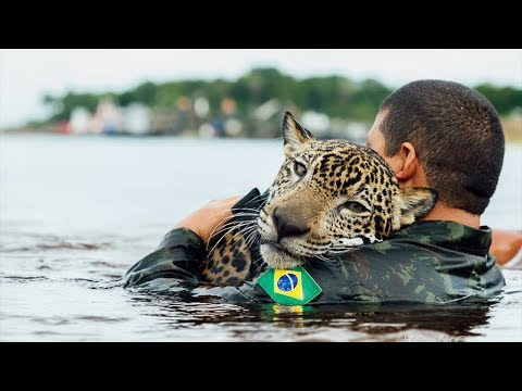 12 Times Humans Rescued Animals, And Got Thanked In The Cutest Way.