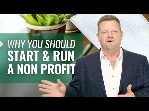 Benefits of Starting a Nonprofit Organization -  Running a Nonprofit Business [NEW]