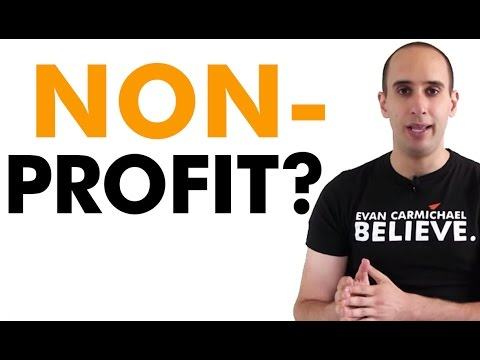 Non-Profit Organization - Should you start a non-profit?
