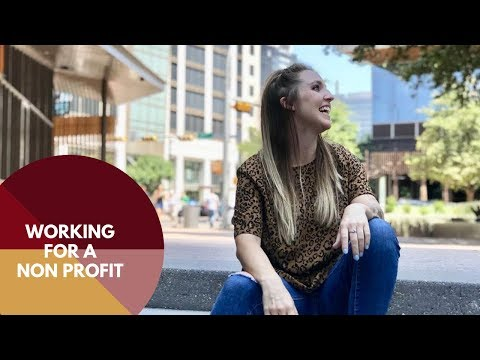 Working for a Nonprofit | My Career