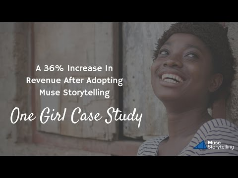 How Storytelling Increased This Nonprofit's Income by 36% In One Year