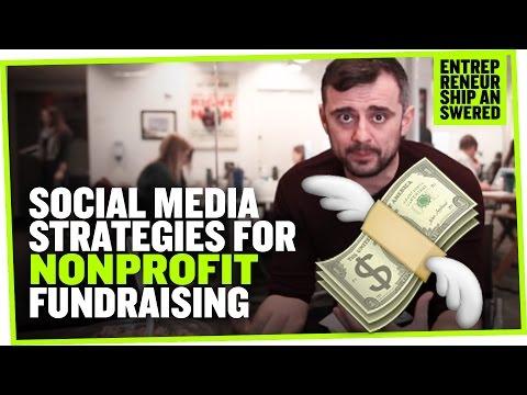 Social Media Strategies For Nonprofit Fundraising