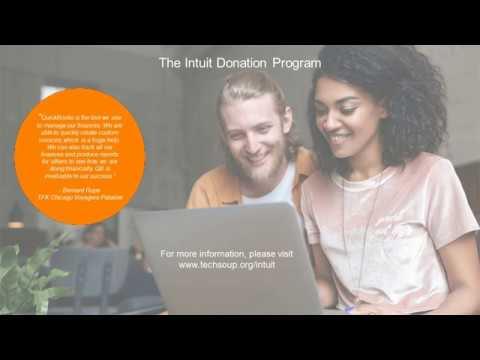 Webinar - QuickBooks Online for New Nonprofit Use 2018-3-8