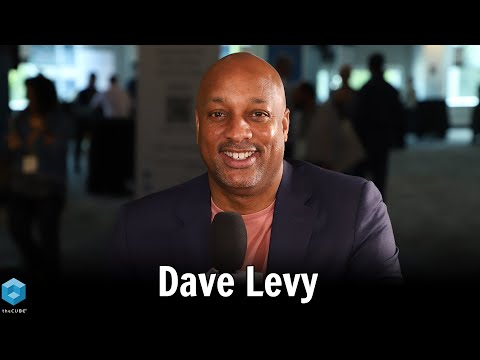 Dave Levy, AWS | AWS Imagine Nonprofit 2019