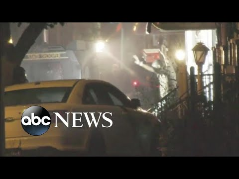 Gunman surrenders after standoff with cops in Philadelphia l ABC News