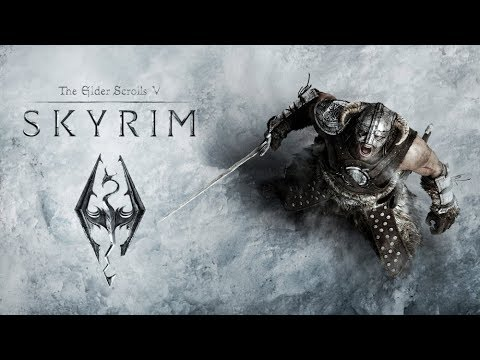 The Elder Scrolls V: Skyrim Livestream - Adventures of Mr Snugglebunny - Backseat gaming allowed