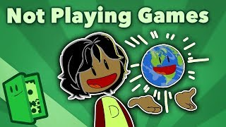 The Importance of Not Playing Games - A Balanced Game Design Education - Extra Credits