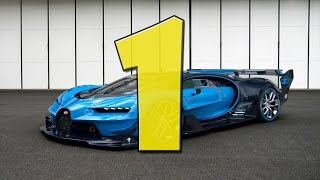 TOP 5 #4 Fastest Cars In The World 2019