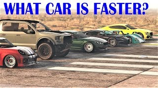 GTA ONLINE CASINO DLC - THE FASTEST CAR?
