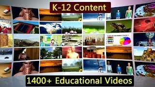 100% Educational Videos | Science Videos - K-12 Content From MEXUS Education
