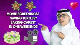 Top 5 Qatar Events (August 29 - 31, 2019)