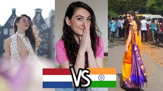 INDIAN CULTURE SHOCK VS NETHERLANDS Pt. 4 | TRAVEL VLOG IV
