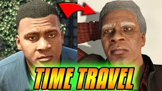 FRANKLIN TIME TRAVEL BACK TO LOS SANTOS in GTA 5