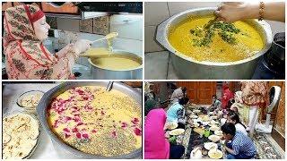 Muharram UL Haram Langar - Daleem Ki Recipe - Cooking With Shabana