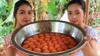 Yummy cooking 100 eggs recipe - Natural Life TV
