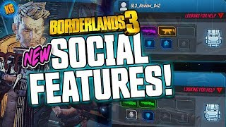 Borderlands 3 - Social Features are AMAZING! - SPOILER FREE!