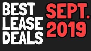 Best Car Lease Deals for September 2019