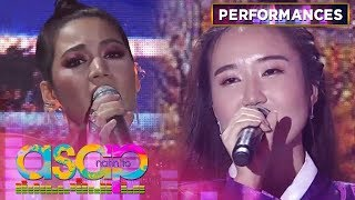 Trending Korean singer Sandra Jung collaborates with OPM icon   ASAP Natin 'To