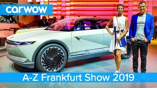 Best new cars coming 2020-2022 - my A-Z guide of the Frankfurt Motor Show