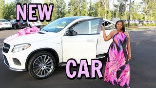 SURPRISE!! I BOUGHT MY DREAM CAR | BRAND NEW CAR TOUR | 2019 AMG GLE43