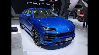 Top 7 New Cars For 2020 At Frankfurt Auto Show 2019