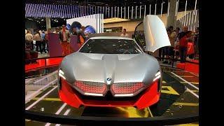 Top 8 New BMW 2020 Cars At Frankfurt Auto Show 2019