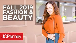 Fall 2019 Fashion & Beauty Tips | JCPenney