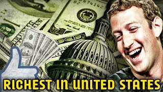 Top 7 Richest People In United States 2019