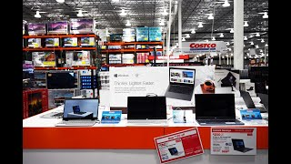 Costco in 4K! Sept 2019 Laptops, Remodeling Deals, Donate Food