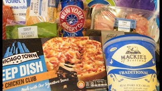 Tesco Haul September 2019 6th | Weekly Food Grocery Shopping Haul UK