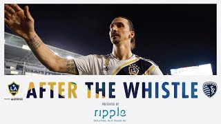 After the Whistle presented by Ripple Foods: Zlatan Ibrahimović | Sept. 15, 2019