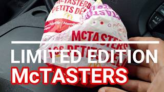 NEW McDonald's McTasters SHOWDOWN [collab w/CB12Reviews + Ron's Food Reviews] September 2019