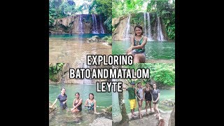 Chasing Waterfalls in Bato,Leyte | Kiosko Food Park | September 2019