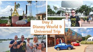 Day 2 | Disney World | Universal Studios | September 2019 - Epcot Food & Wine Festival