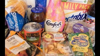 Tesco Haul September 2019 14th | Weekly Food Grocery Shopping Haul UK