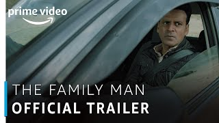 The Family Man – Official Trailer | Raj & DK | Manoj Bajpayee | Amazon Original | 20 Sept 2019