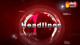 Top Headlines @ 6AM | One Minute News By Sakshi TV | 11th September 2019