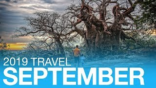 Best Places to Visit in September 2019| Travelstart