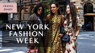 New York Fashion Week September 2019 Vlog I Sydne Summer