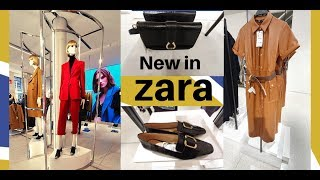 Zara | New in Zara Fall Collection | September 2019 | Coats | Bags | Shoes | Womans Fashion