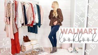 WALMART LOOKBOOK FALL OUTFIT IDEAS | FALL FASHION 2019 | Amanda John
