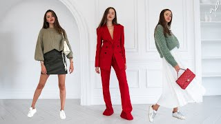 All The Fall Trends You NEED To KNOW | Fall Lookbook