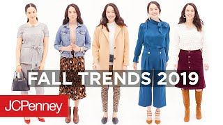 Women's Fall Fashion Trends 2019 | JCPenney
