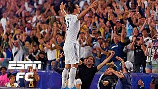 Is Zlatan Ibrahimovic really the best MLS player ever? | Major League Soccer