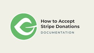 How to Accept Stripe Donations On Your Website