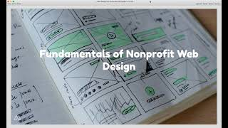Web Design for Nonprofits