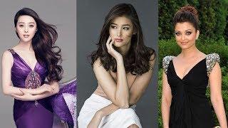 Top 10 Most Beautiful Women In The World ★ Most Beautiful Girls Celebrities