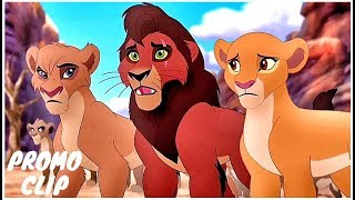 Kovu's Story In Lion Guard Official TV Promos (NEW 2019) Animation HD