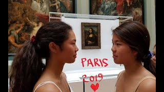 Paris 2019 vacation - Food and Top Attractions Versaille Louvre D'orsay Effiel Tower