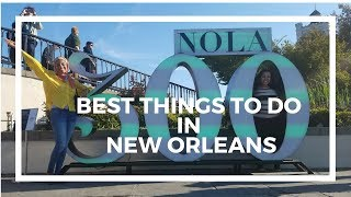 The best things to do in New Orleans for 3 days